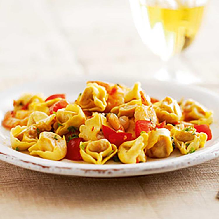 fyldt pasta opskrift